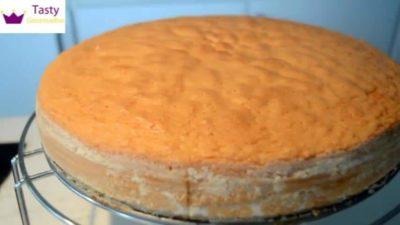 Génoise Inratable – Recette Gâteau Moelleux