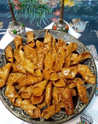 Gâteau Au Miel Marocain Pour Ramadan Pâtisserie Orientale Tastygourmandise
