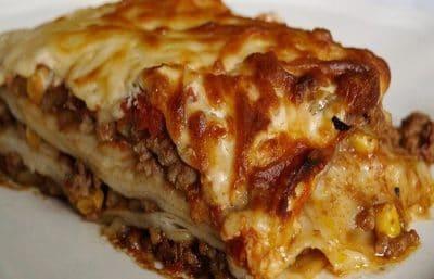 Recette de Lasagne Bolognaise Ricotta