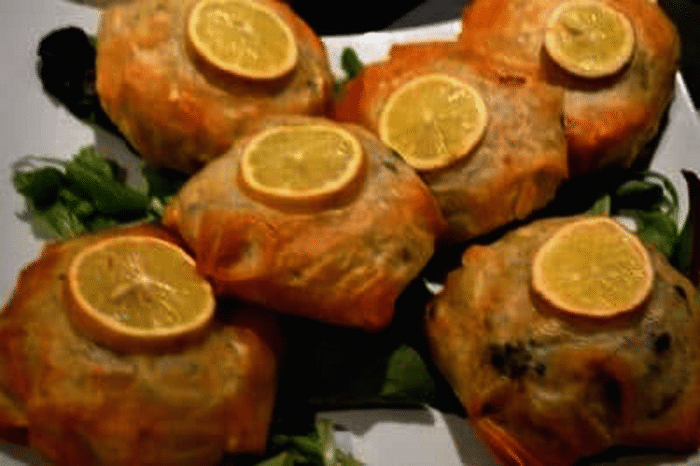 Pastilla Aux Fruits de Mer – Recette Marocaine