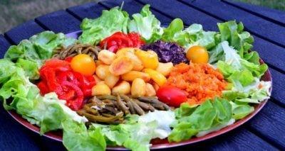 Recette De Salade Composée Marocaine