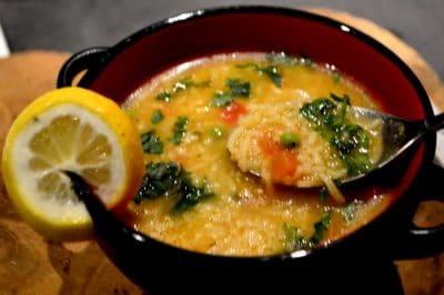Soupe De Riz Aux Légumes – Recette Marocaine