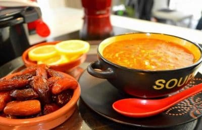 Soupe Harira Marocaine Facile