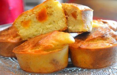 Muffins sans Gluten -Recette Facile