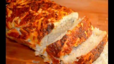 Pain au Fromage Cuit au Four Extra Molleux