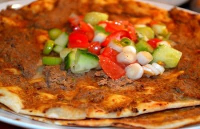 Pizza Turque – Lahmaçun