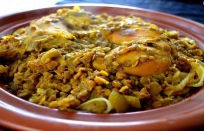 Rfissa Marocaine Au Fénugrec (Trid)