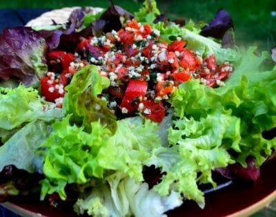 salade dietetique