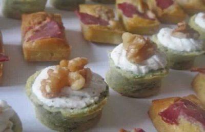 Recette Soufflé aux Épinards et Fromage