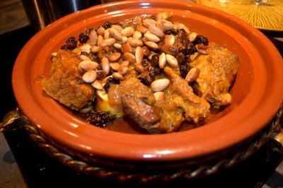 mrouzia tajine marocain