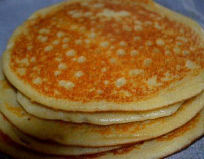 Pancake Inratable Avec des Trous