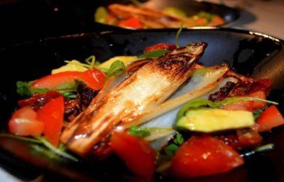 Salade Avocat et Endive