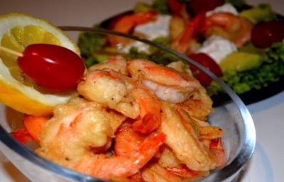 tempura crevette
