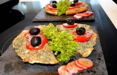 recette tapenade olive noire