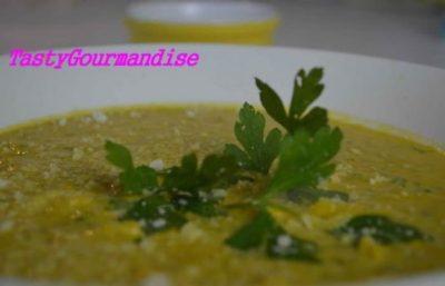 Soupe de Carottes Facile – Soupe Rapide