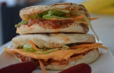 Hamburger Maison Végétarien
