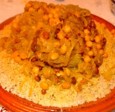 couscous poisson marocain