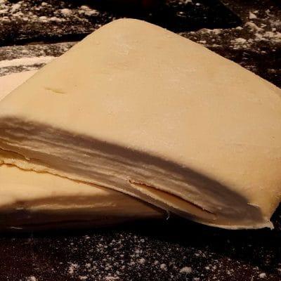 recette pâte feuilletée rapide