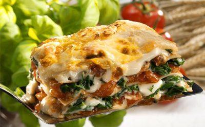 Recette Végétarienne Facile De Lasagnes