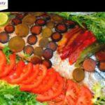 Saumon Entier au Four (Recette de poisson)