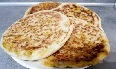 Mkhamer (Batbout Farci) Moelleux Pour Ramadan