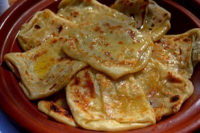 crepe marocaine sans semoule
