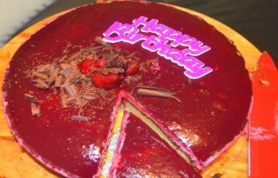 Recette de Gâteau d'Anniversaire Facile