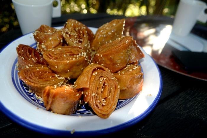 Petits Gâteaux Orientaux (Recette Ramadan)