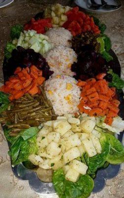 Recette Salade Composee Marocaine Tastygourmandise
