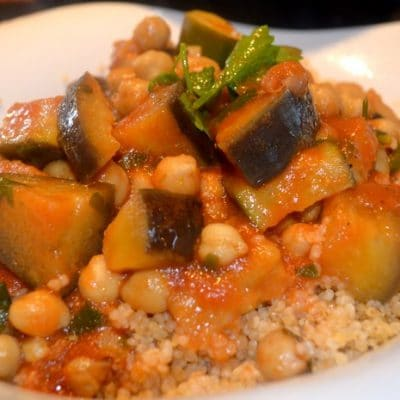 couscous vegetarien express