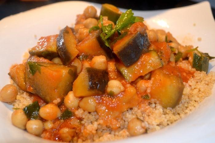 Couscous Végétarien Express Facile