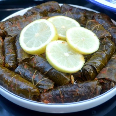 dolma recette algérienne