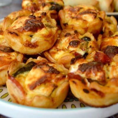 gratin courgette recette