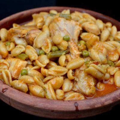 pates de poulet marocaines