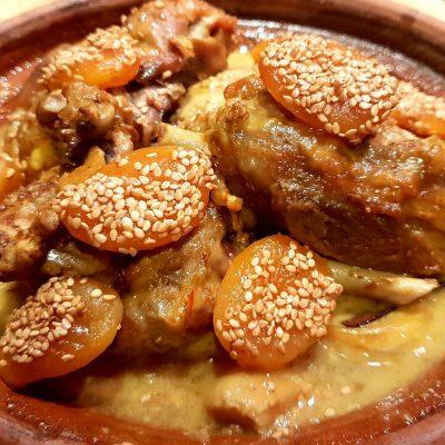 recette de canard tanjia marocaine