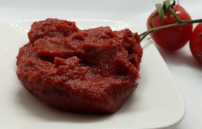 Concentrée de Tomate Fait Maison et sans Conservateur