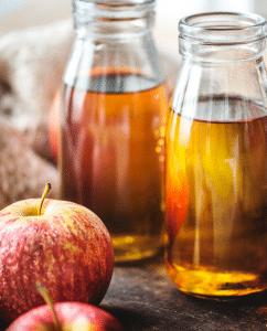 cure detox jus de pomme