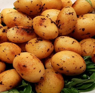 comment faire rissoler des pommes de terre