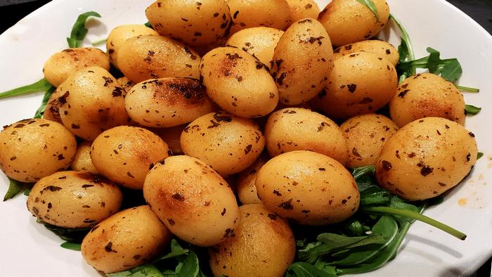 Recette Pomme De Terre Grenailles Risolée