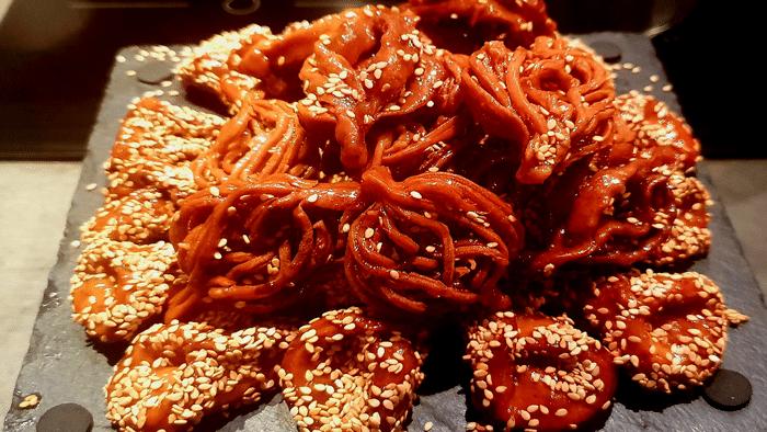 Réaliser Ce Gâteau Au Miel Pour Ramadan (Bouchnikha)