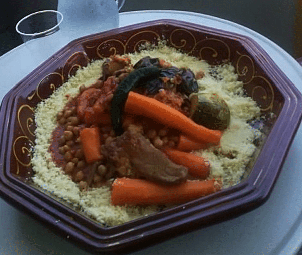Tunisie: Recette Couscous Tunisien Traditionnel