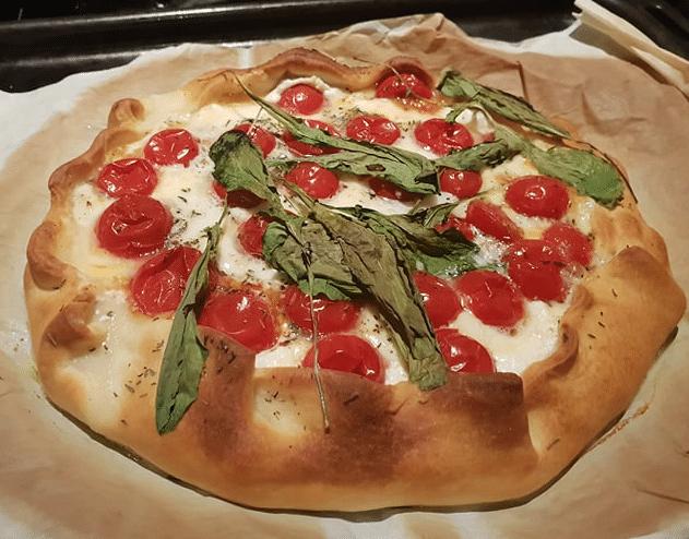 Une Pizza Moelleuse Sans Gluten ( Tout Est Possible)