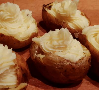 purée de patate