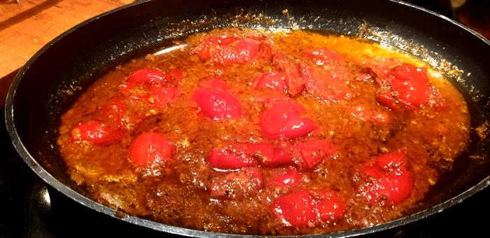 Sauce Tomate Aux Anchois Pour Vos pâtes
