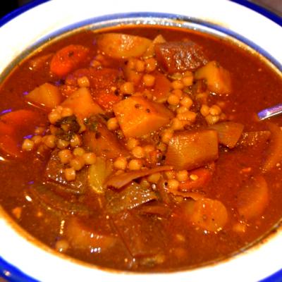 Bouillon de couscous