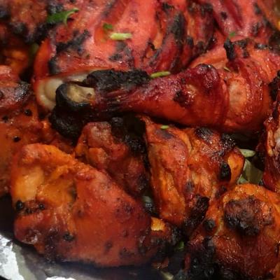 poulet tandoori au four