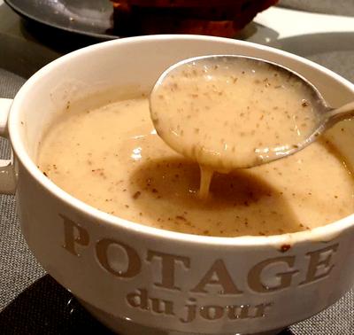 soupe de champignons facile