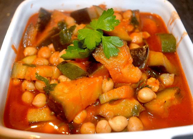 Recette De Bouillon Végétarien De Couscous Facile