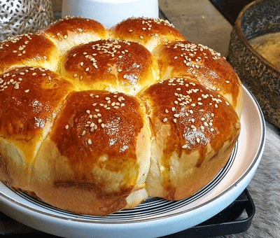 pain au lait maison moelleux