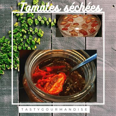 tomates séchées recette facile